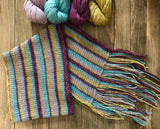 It Takes a Vail Valley - Summer on The Mountain Scarf Kit