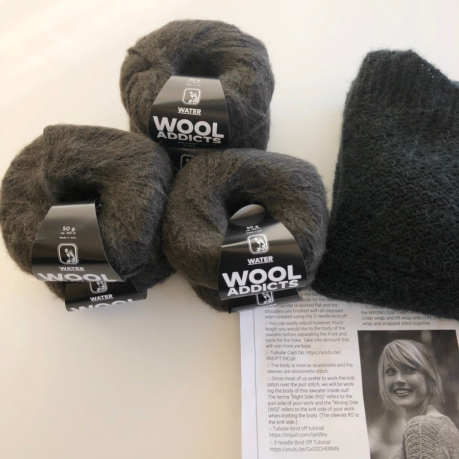 The Weekender Sweater Kit