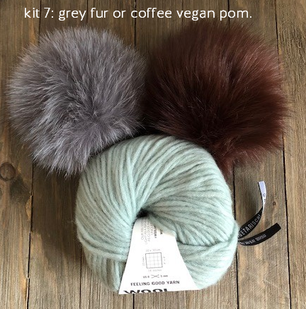 Riva Glade Hat Kit