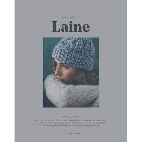 Laine Issue 4 - Linna  Winter/Spring 2018