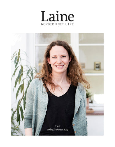 Laine Issue 2 - Spring/Summer 2017