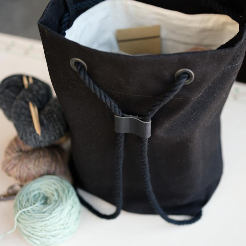 Twig and Horn Maker's Backpack