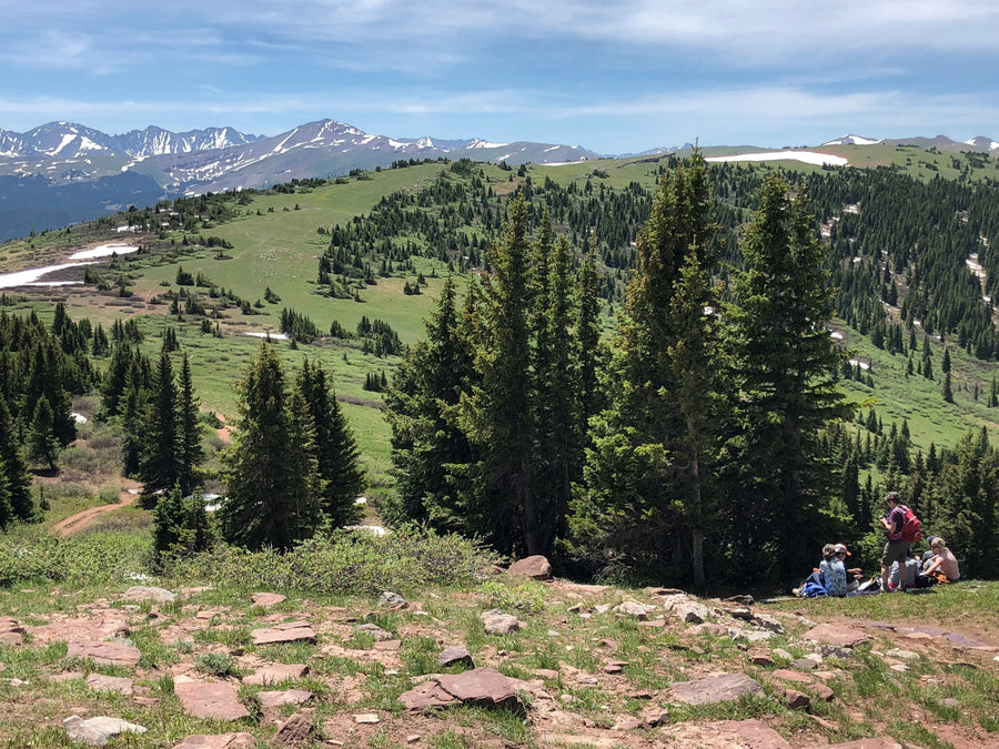 Summer 2020 Hiking and Knitting Retreat with Mary Anne Benedetto