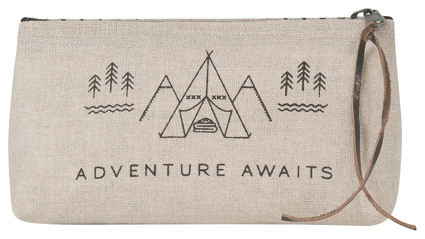Project or Pencil Bag - Adventure Awaits