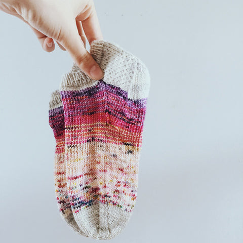 Sock Summer! Two-at-a-Time Magic Loop Sock Class