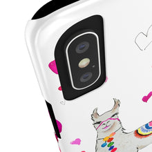 All Love Llama Case Mate Slim Phone Case