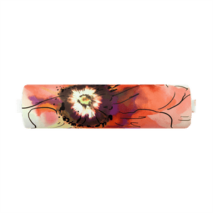 Anemone Orange Pencil Case