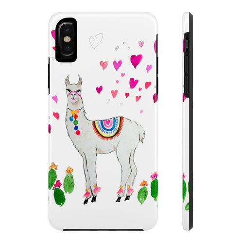 All Love Llama Case Mate Tough Phone Case