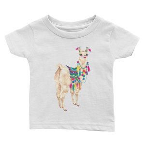 Bollyllama Infant Tee