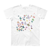 Butterfly Swarm Youth Short Sleeve T-Shirt