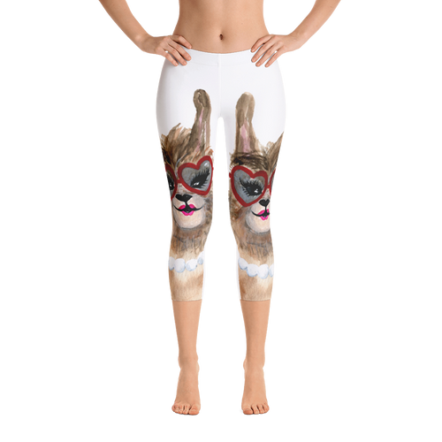 Grandllama Capri Leggings