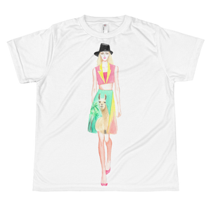 Fashion Llama Youth Sublimation T-Shirt