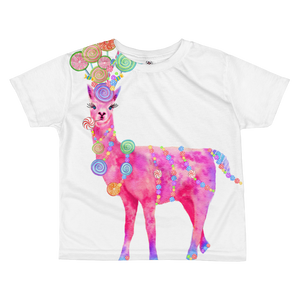 Candyllama Kids Sublimation T-Shirt