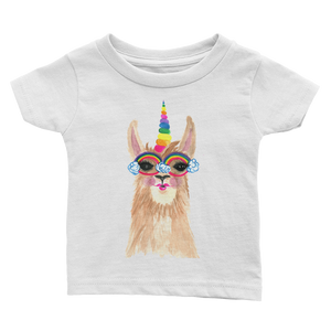 Llamacorn Infant Tee