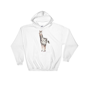 Zebrallama Hooded Sweatshirt