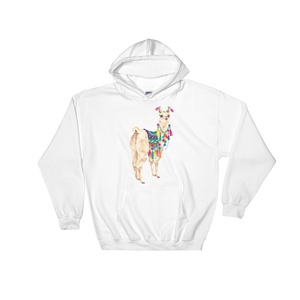 Bollyllama Hooded Sweatshirt