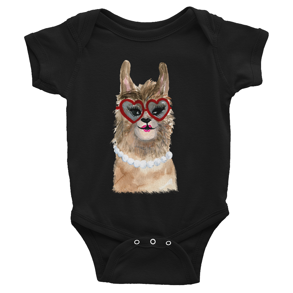 Grandllama Infant Bodysuit