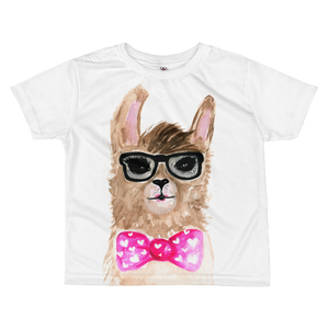 Intelillama Kids Sublimation T-Shirt