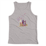 Spread Your Wings Llama Youth Tank Top