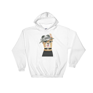 Luxuryllama Hooded Sweatshirt
