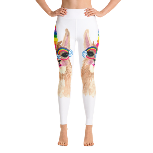 Llamacorn Yoga Leggings