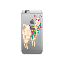 Bollyllama iPhone Case