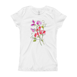 Sweet Pea Girl's T-Shirt