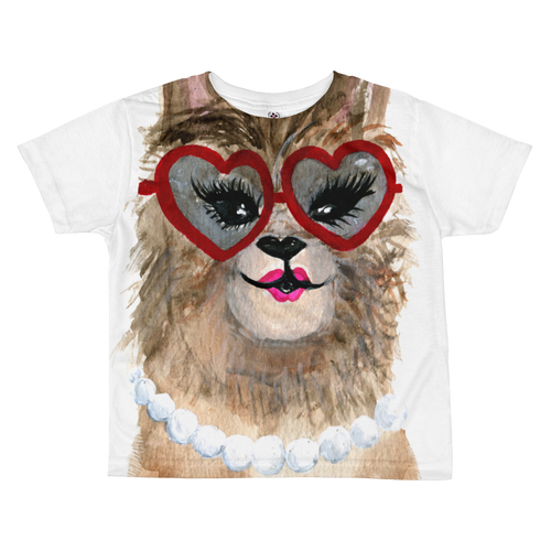 Grandllama Kids Sublimation T-Shirt