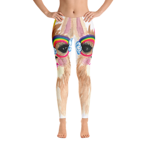 Llamacorn All Over Leggings