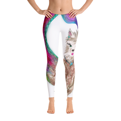 Merllama Leggings