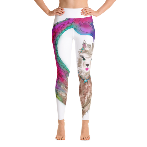 Merllama Yoga Leggings