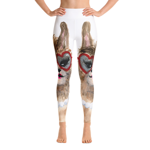 Grandllama Yoga Leggings