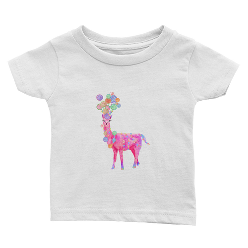 Candyllama Infant Tee