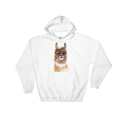 Grandllama Hooded Sweatshirt
