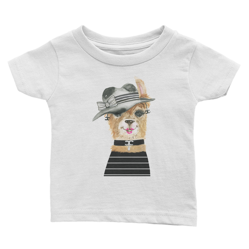 Luxuryllama Infant Tee