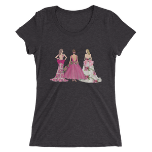 Bridesmaids Ladies Short Sleeve T-Shirt