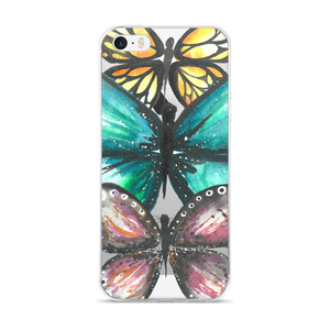 Butterfly Couture iPhone Case