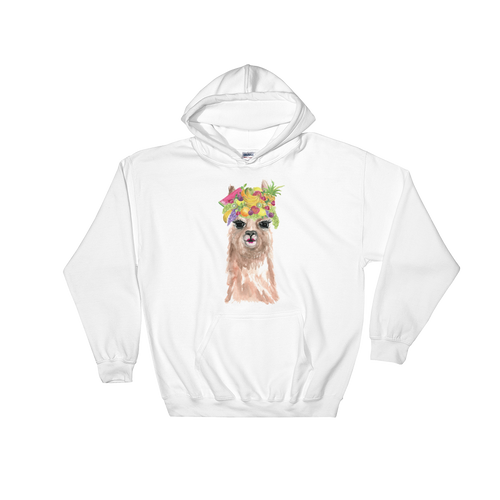Fruityllama Hooded Sweatshirt