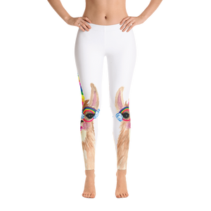 Llamacorn Leggings Low Pattern