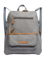 M.O.T.G Convertible Backpack- Windy City
