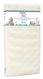 "packaged image of 4.5"" AIR crib mattress"