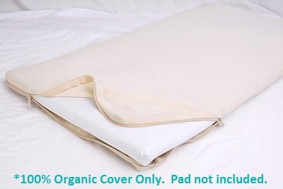 Organic Cotton Bassinet Coverlet