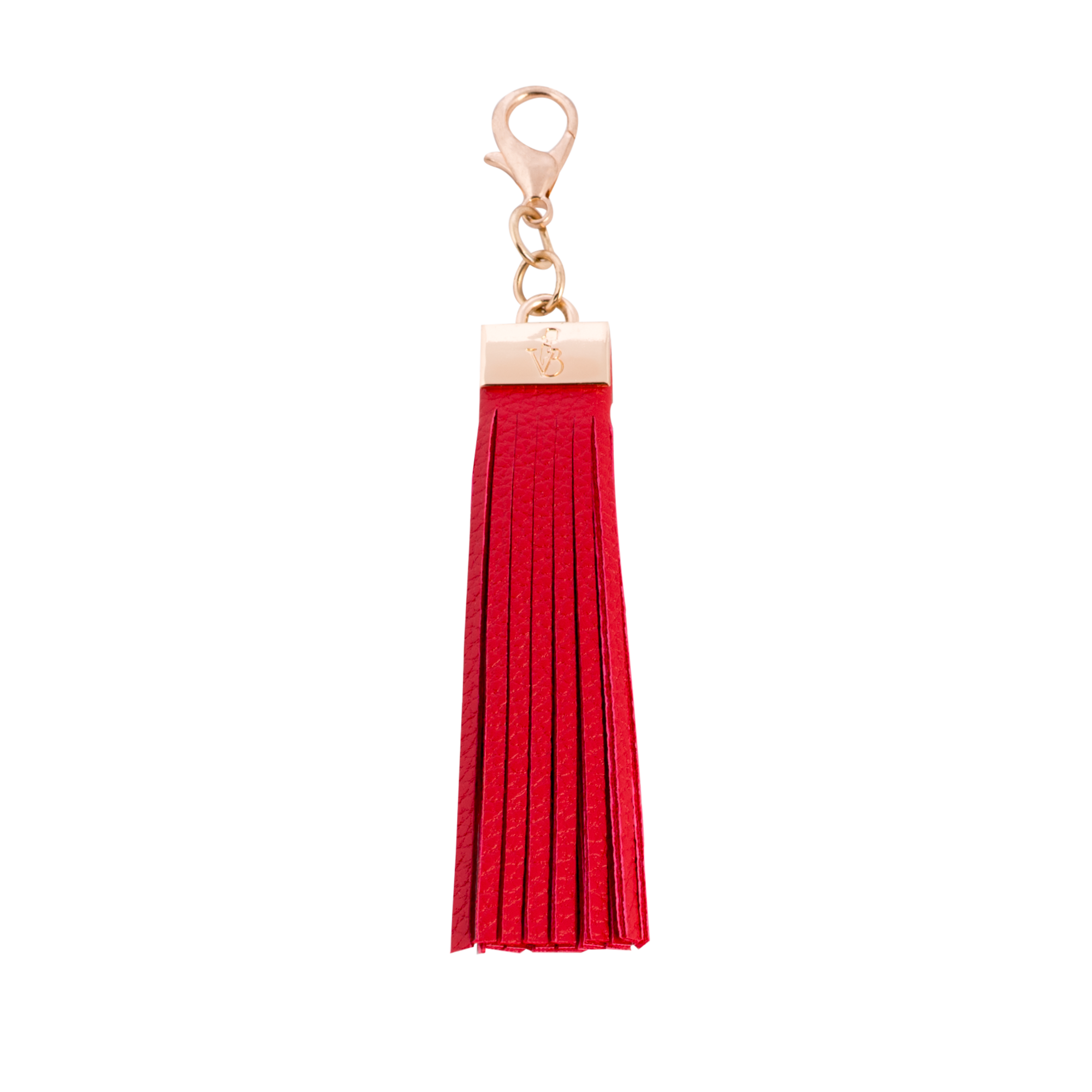 Mix & Match Tassel in Grenadine