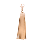 Mix & Match tassel golden marshmallow