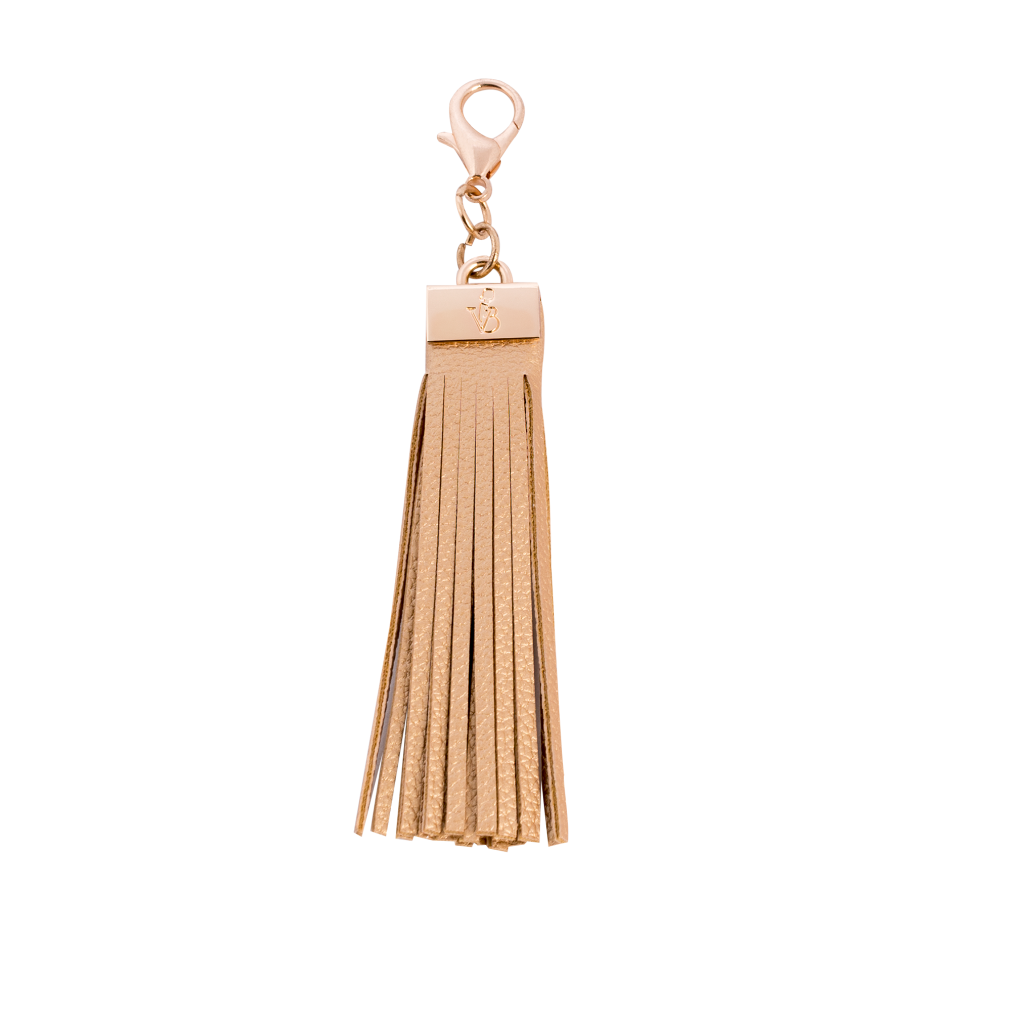 Mix & Match Tassel in Golden Marshmallow