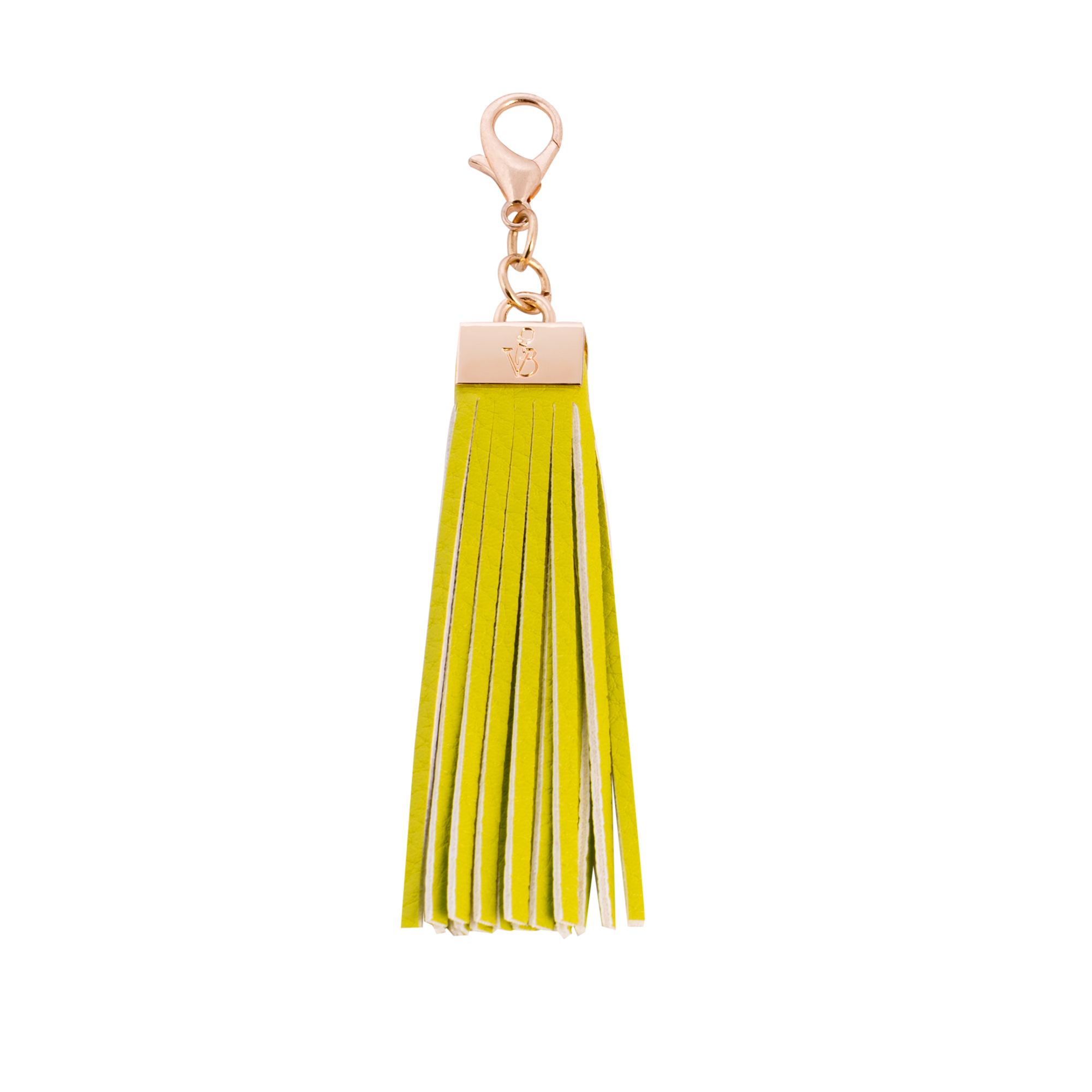 Mix & Match Tassel in Green Matcha