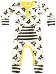 Puppy Playsuit