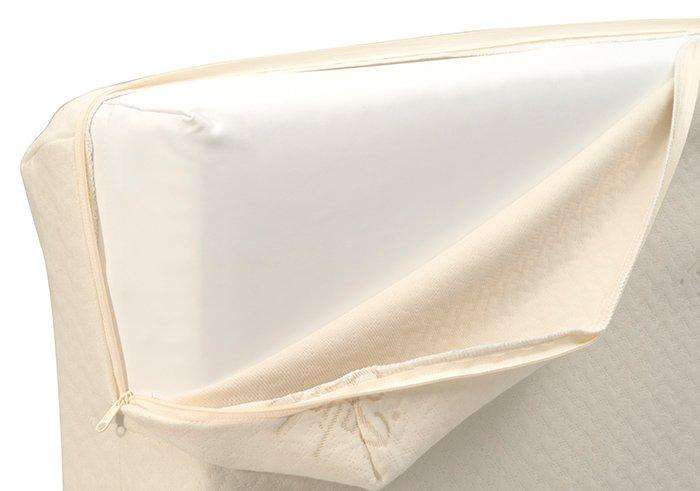 "5"" crib mattress Little Star Packaged view"