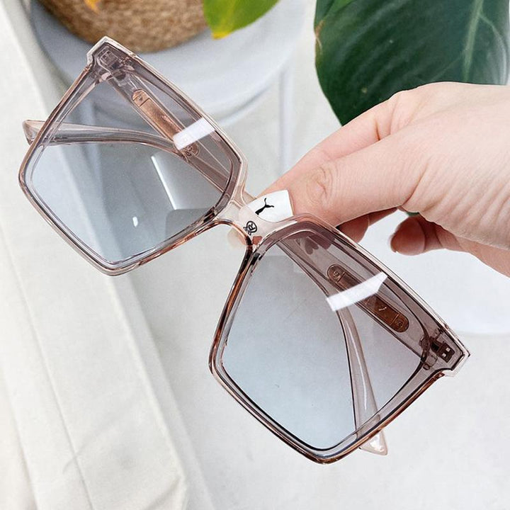 70s Retro Squared Sunglasses sunglasses Vinty Jewelry