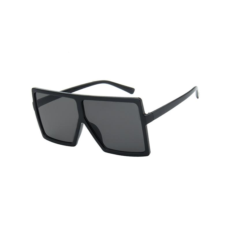 Bulky Square Sunglasses sunglasses Vinty Jewelry